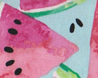 Pastel Watermelon Martingale Collar-