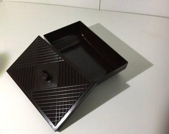 Bakelite jewelry box