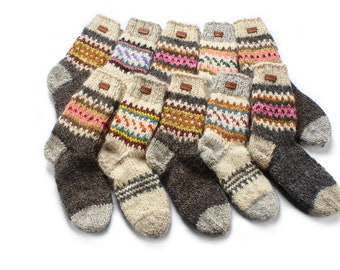 uMountain Craft woolen socks - Friends Pack of Socks
