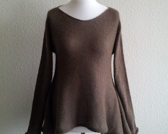 jeacara -  Nadale braun - Strickpullover - Wolle