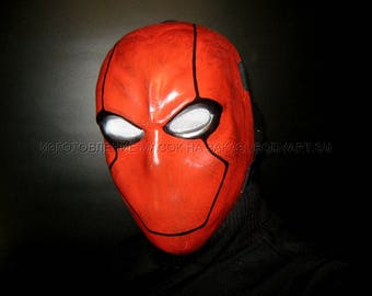 Red Hood Mask