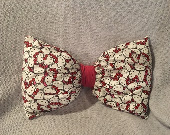 Hello Kitty Bow Pillow
