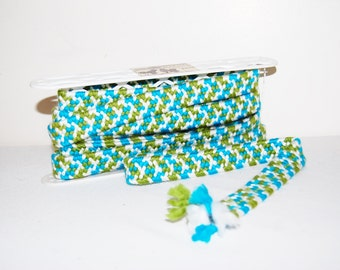 Vintage Trim Elastic with Woven Yarn Over Six Yards