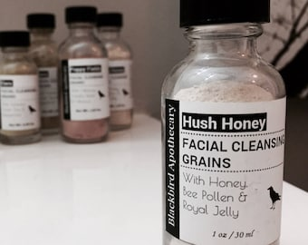 Hush Honey Facial Cleansing Grains