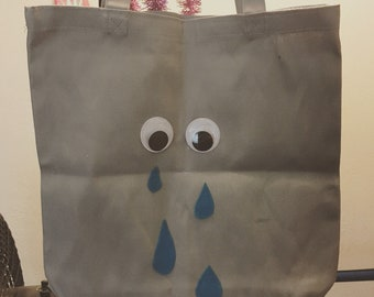 I'd Rather be Crying tote