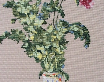 Monets Purple Poppies--LB99100