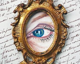 Lover's Eye : Isabelle Huppert
