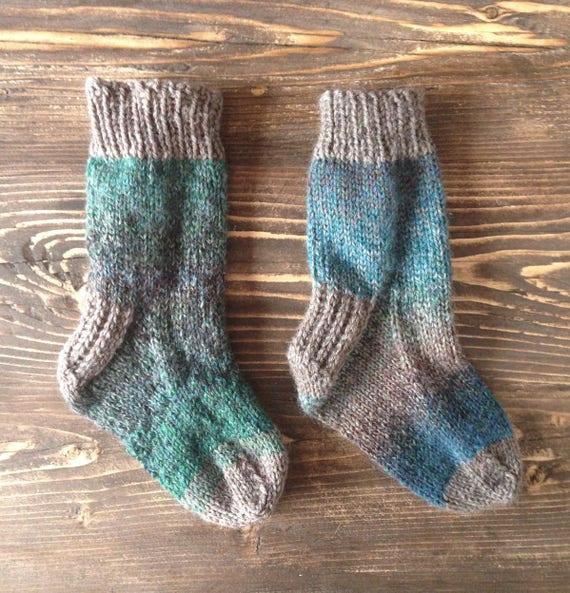 Kind Socken hand stricken Kind Socken Baby