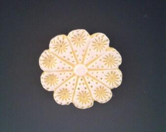Sophia, Floral Magnet