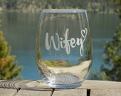Wine Glass Gift for Wife,...
