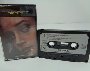 The Bride Soundtrack OST 1985 Cassette Tape