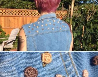 Femme Punk Vest