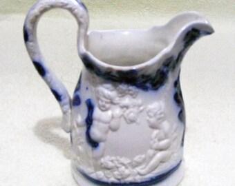 Antique Victorian Ynysmedw Cherub Jub