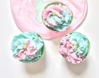 Bath Treats | Cupcake Bath Bombs | Bubble Bath | Treats in your Bath
