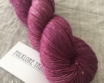 Wool Silk Sock- The Spell