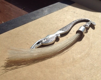 Horsehair Bookmark (Made To Order)