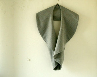 READY TO SHIP / grey wool vest / limited edition / women / autumn winter / made in australia / pamelatang