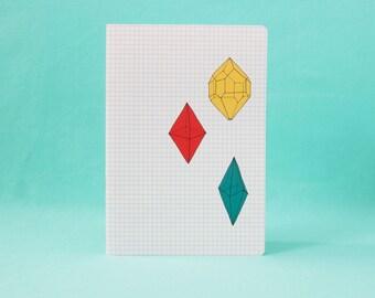 Notebook - geometry - A5