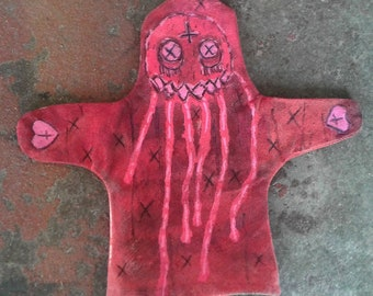 "Hand Puppet ""Cursed Hand Puppet No.3 aka. Blair"""