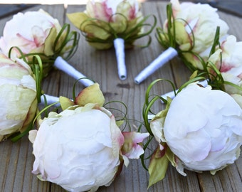 Wedding boutonniere, Groom's boutonniere, Groomsmen's boutonniere, Wedding accessory, Destination wedding, Wedding accessories, Boutonnieres