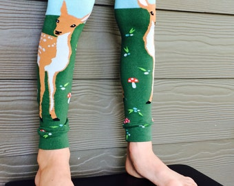 Deer Leg or Arm Warmers for Babies, Toddlers, Kids and Tweens - Fun for Costumes, Birthdays or Baby Showers - Great Gift for Boys or Girls