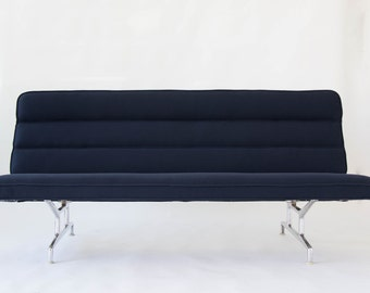 Eames Model 3473 Sofa for Herman Miller