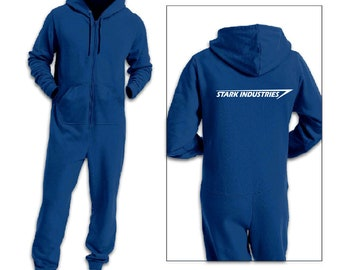 Stark Industries Onesie All-in-one inspired by Marvels Iron Man and Avengers