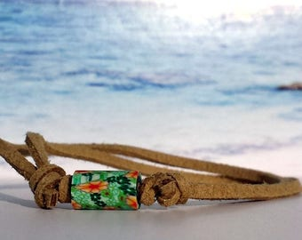 Bracelet Suede Leather