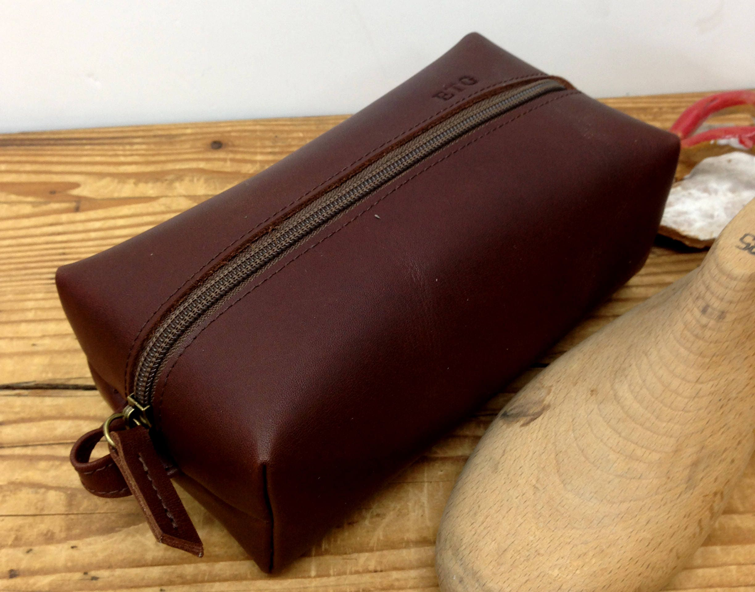 Sale Toiletry Bag Leather Mens Toiletry Bag Leather Travel