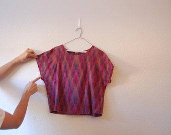 Hand-Made, Hand-Dyed Tunic