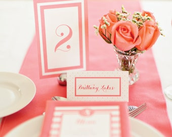Dotted Darling Wedding Day Details SAMPLE PACK