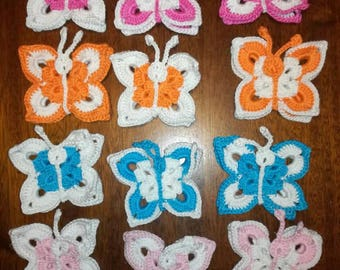 Butterfly favors for a special and unique occasion