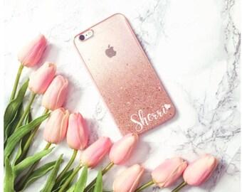 Rose Gold iPhone 8 case iPhone 8 Plus case iPhone 6 case iPhone 6s case iPhone 6 plus case iPhone 6s Plus case Phone case iPhone x case