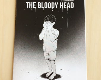 Bloody head original comic