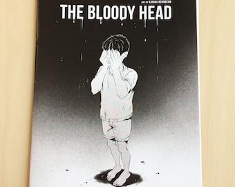 Bloody head original comic