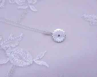 Serene Jewel Swarovski Crystal Drop Pendant