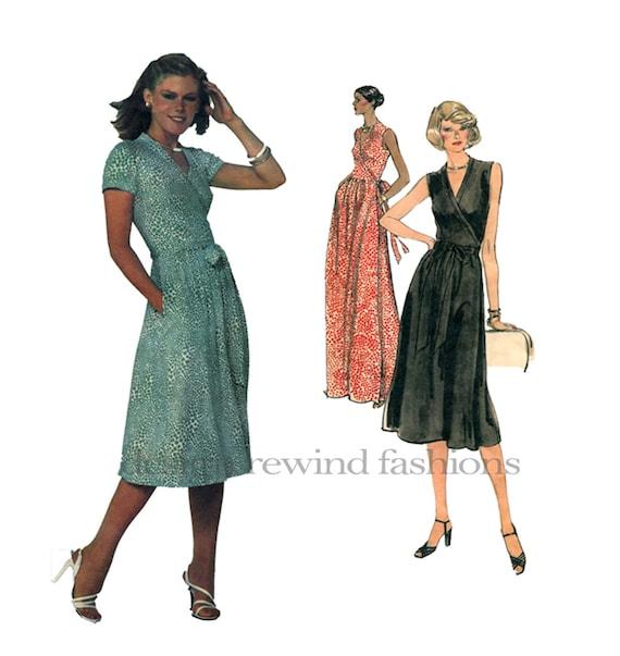 Mode 1610 stricken DIANE Von Fürstenberg Wrap Kleid Muster