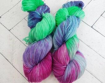Westport- Hand Dyed Superwash Sock Yarn