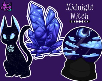 Collection: Midnight Witch.