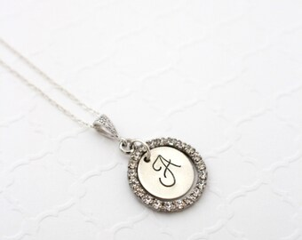 Initial Gift For Mom Jewelry Personalized, Necklace From Son, Mom Gift From Son, Jewelry Mom Gift From Daughter Necklace Personalize
