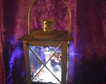 Crow sign Lantern