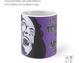 Tommy Wiseau The Room Mug - 'You Are Tearing Me Apart Lisa!' Best Worst Bad Movie