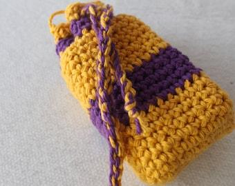 The Que Cotton Crochet Soap Saver