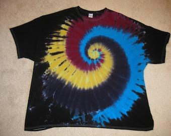 black spiral, 4XL
