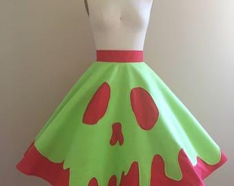 Bad Apple Circle Skirt