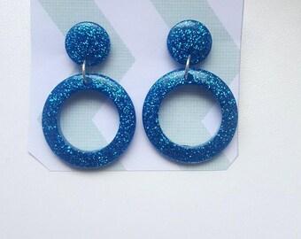 Azul Mod Earrings