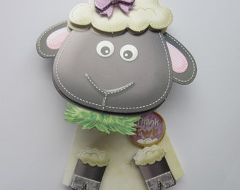 Baa-bara the Sheep. 'Thank Ewe'