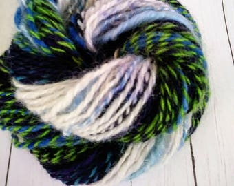 Peggy Runway Handspun Art Yarn