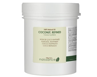 Naissance Coconut, Refined Vegetable Oil (solid)