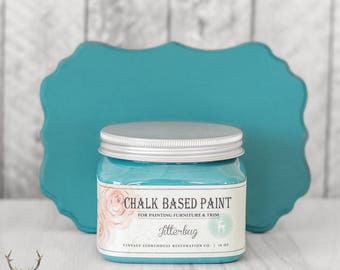Vintage Storehouse Chalk Based Paint - Jitterbug